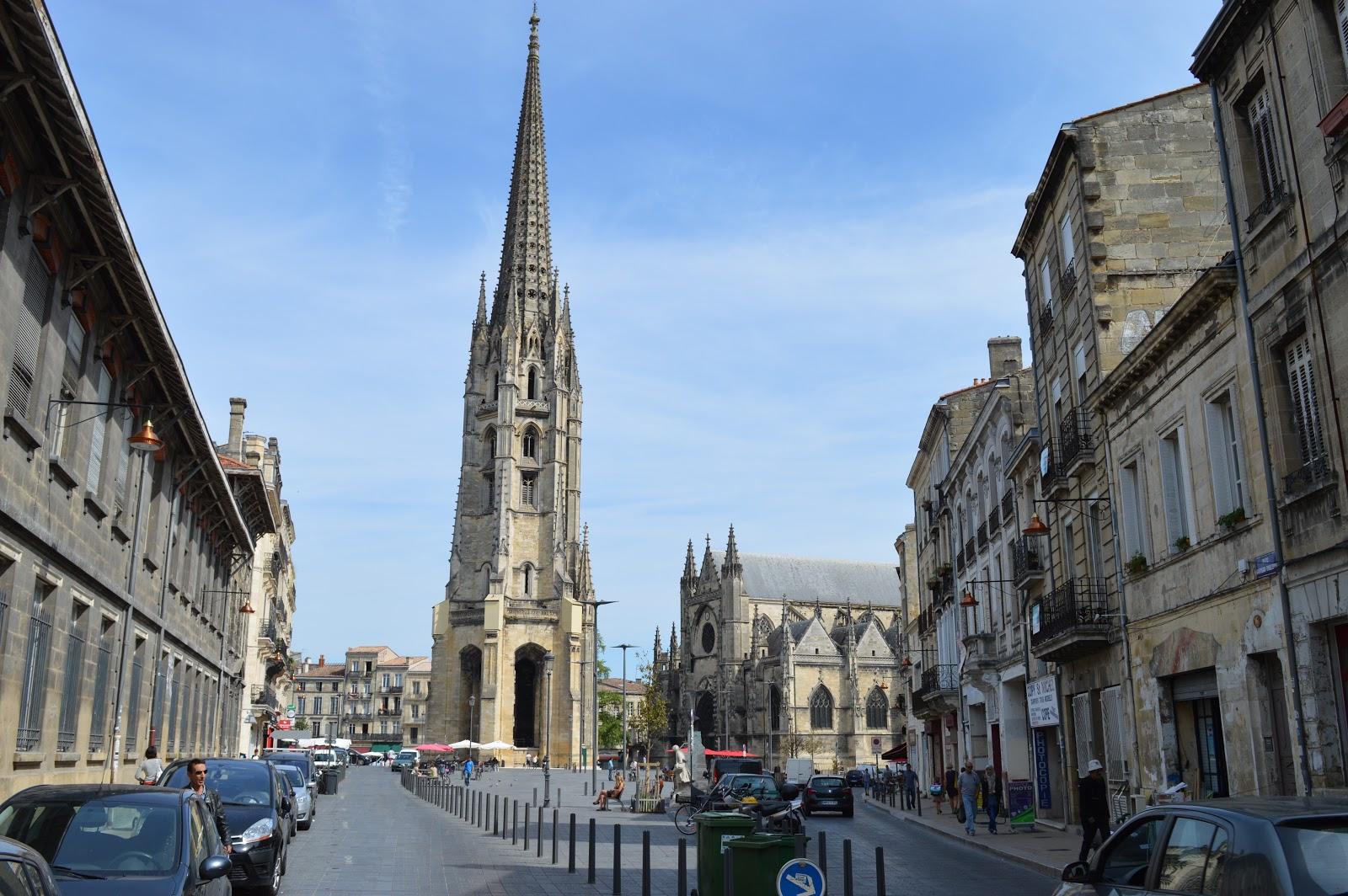 Place saint michel le map bordeaux local city guide for Appartement bordeaux st michel