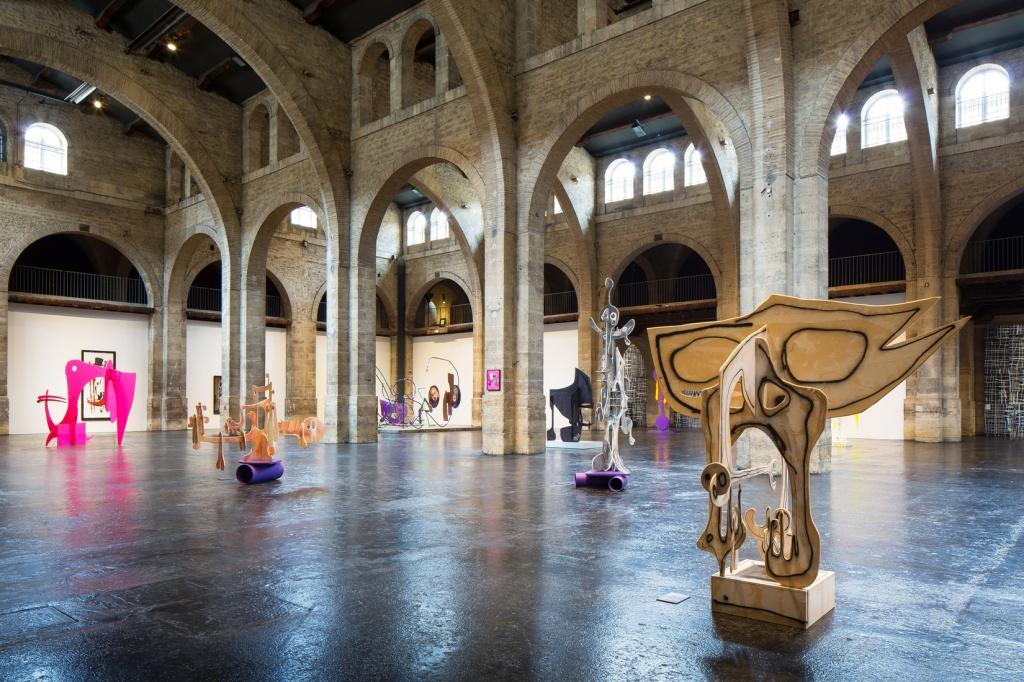 Capc mus e d 39 art contemporain le map bordeaux city guide for Les chambres d art bordeaux
