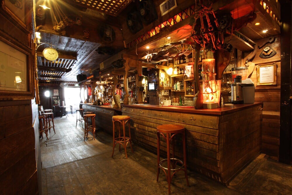 L Excale Pirate Bar Le Map Bordeaux Local City Guide