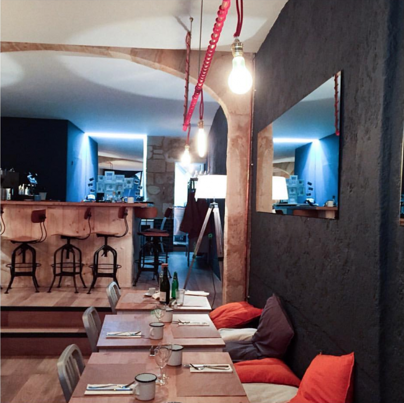 Jean Pince Seafood Cantine - Le Map Bordeaux - Local City Guide